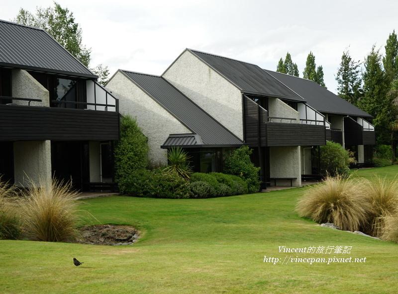 Edgewater Resort建築