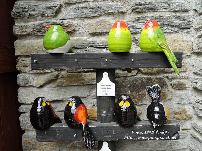 鳥工藝裝飾2