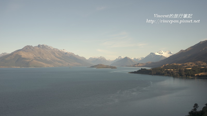 Lake Wakatipu old
