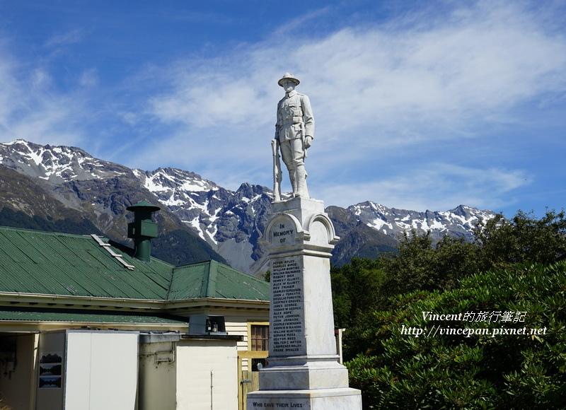 格林諾奇雕像
