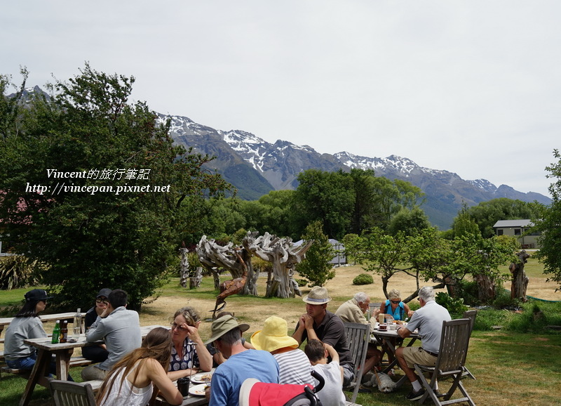 Glenorchy Cafe 座位