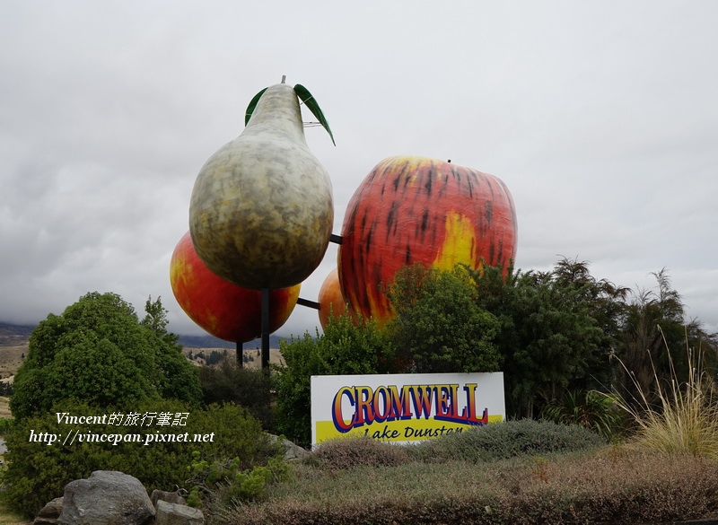 Cromwell水果地標