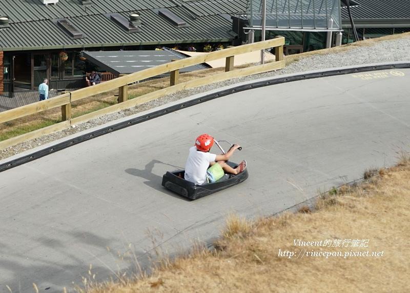 Luge滑板車