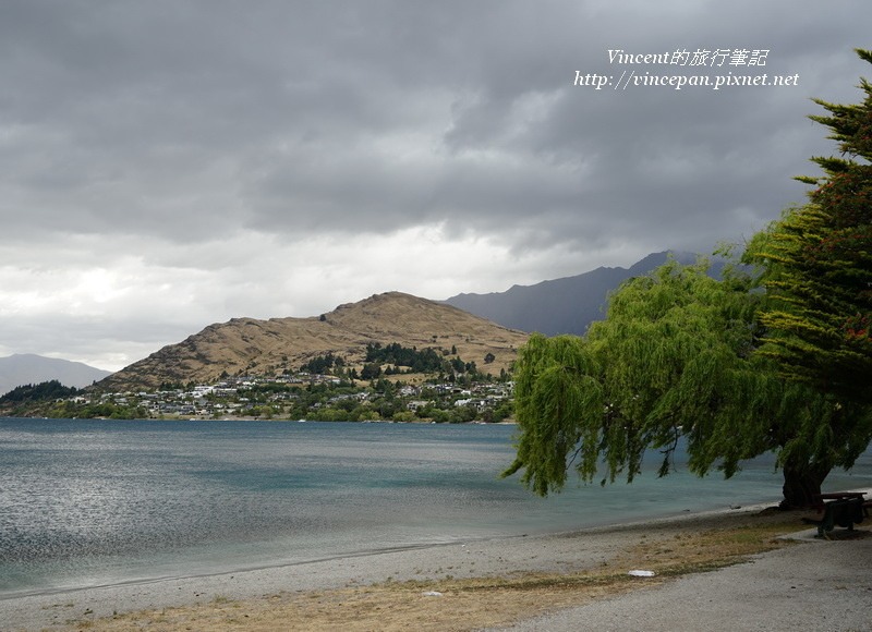 Lake Wakatipu wind
