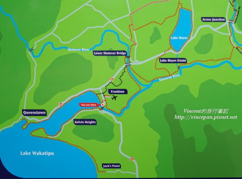 自行車道地圖