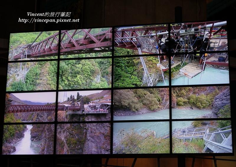 大廳的電視牆2