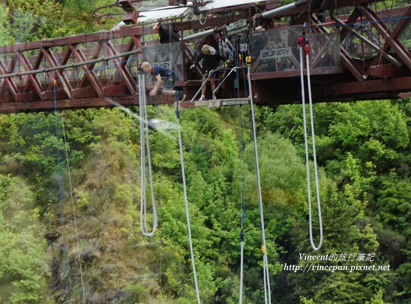 卡瓦勞橋跳台