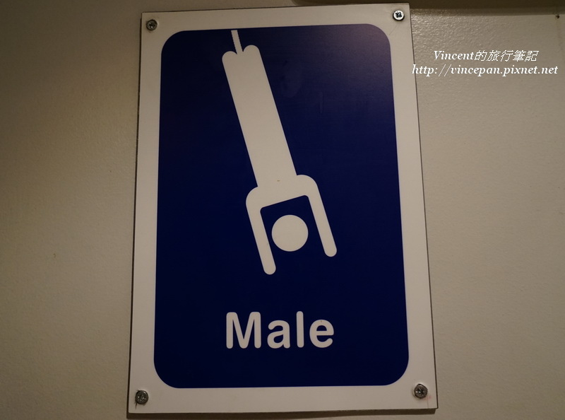 廁所門口標誌