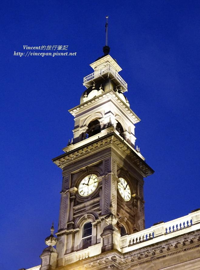 但尼丁市政廳 塔