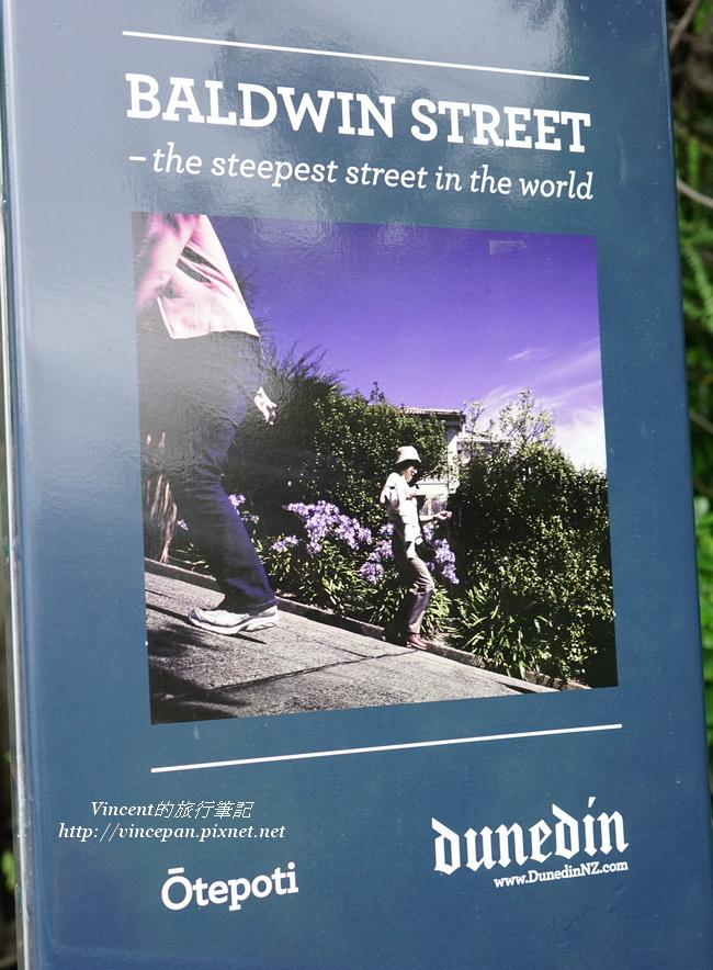 Baldwin Street poster