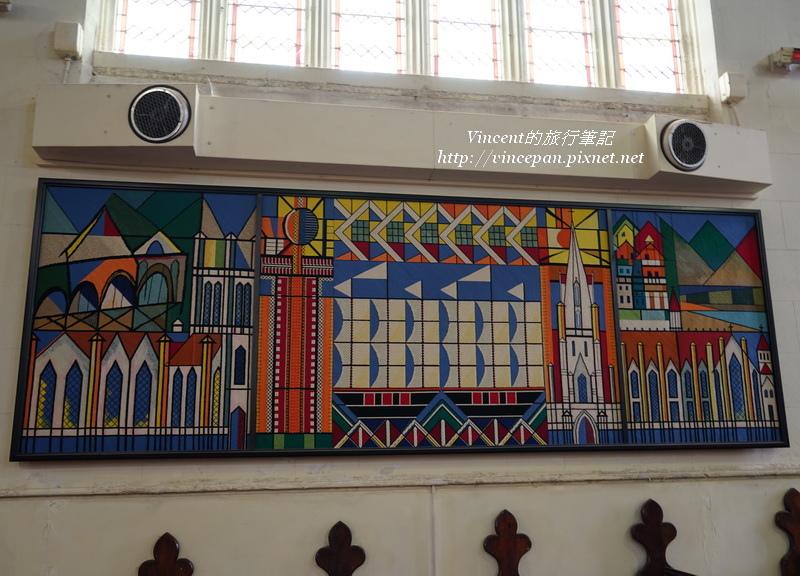 第一教堂 裝飾