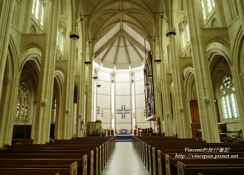 聖保羅大教堂內部