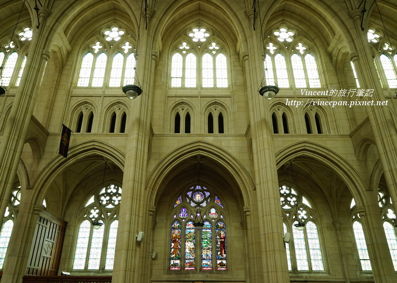 聖保羅 彩繪玻璃窗4