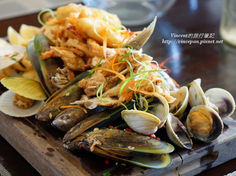 Seafood Platter L