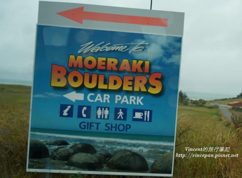 Moeraki Boulders指標