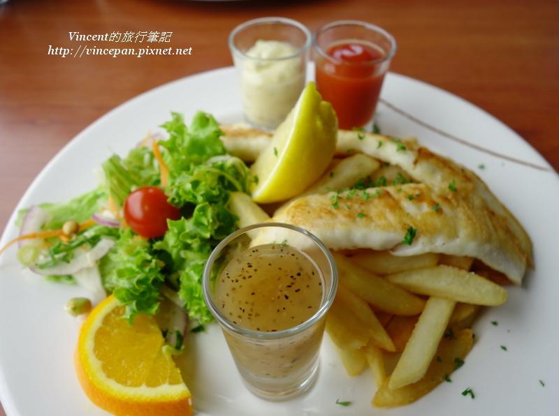 炸魚與薯條