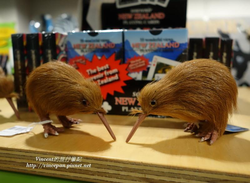 Kiwi鳥紀念品