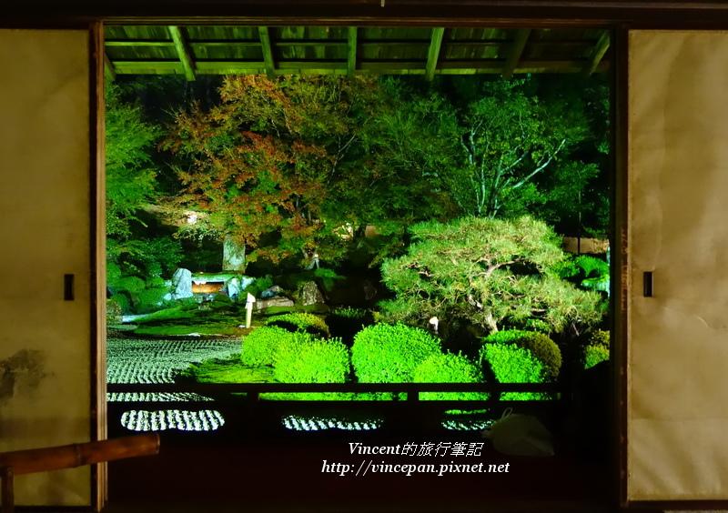 曼殊院 枯山水庭園