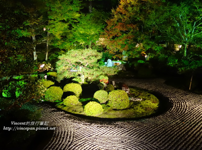 曼殊院 枯山水庭園1