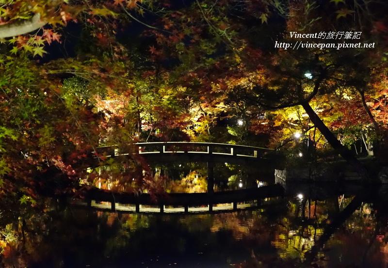 放生池 橋
