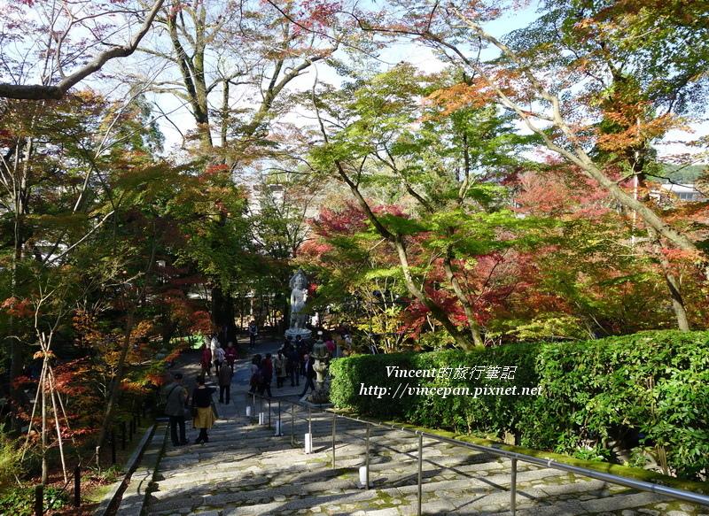 阿彌陀堂前階梯
