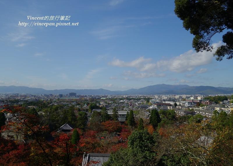 京都市區風景