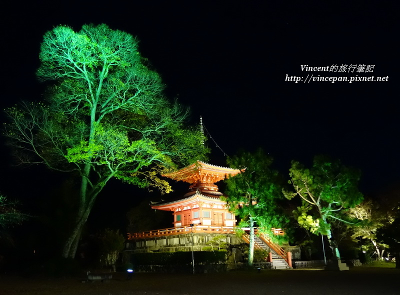 大覺寺心經寶塔