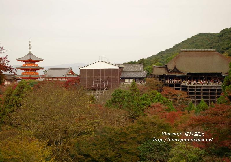 清水寺建物