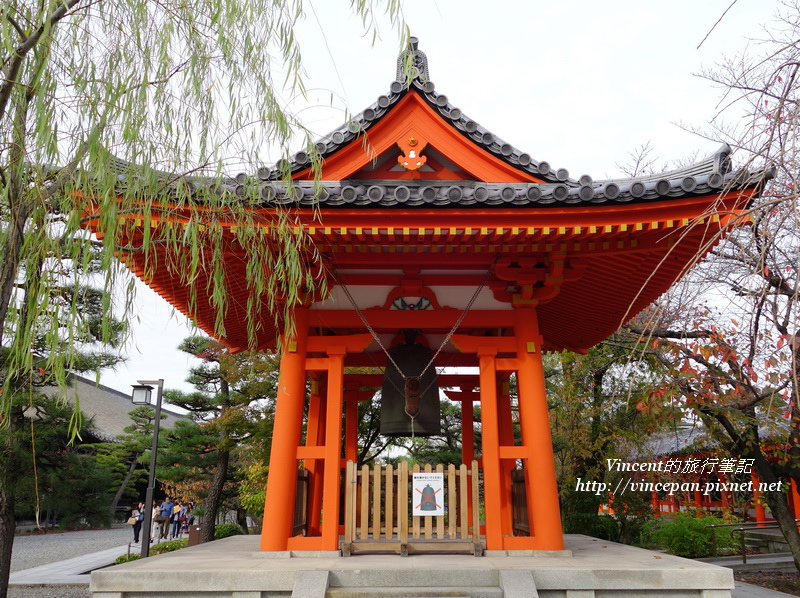 橘紅色的鐘塔