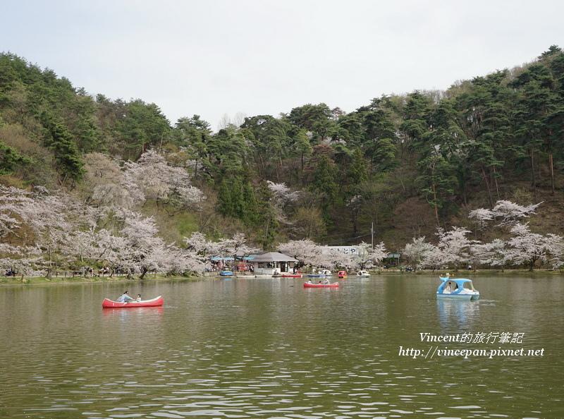 臥龍公園竜ヶ池