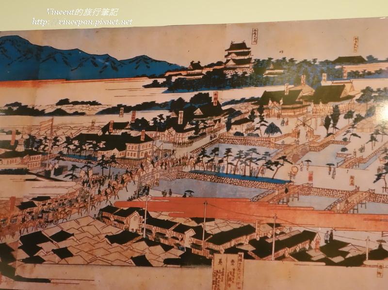 松本古地圖