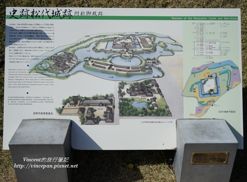 松代城跡與新御殿