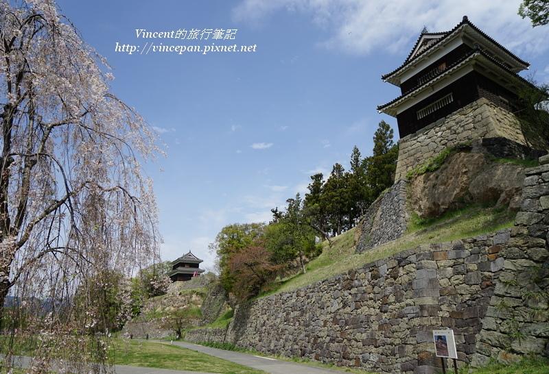 上田城 櫓