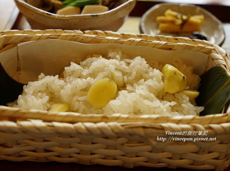 栗子糯米飯