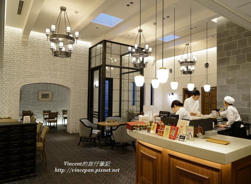 横町カフェ- 店內