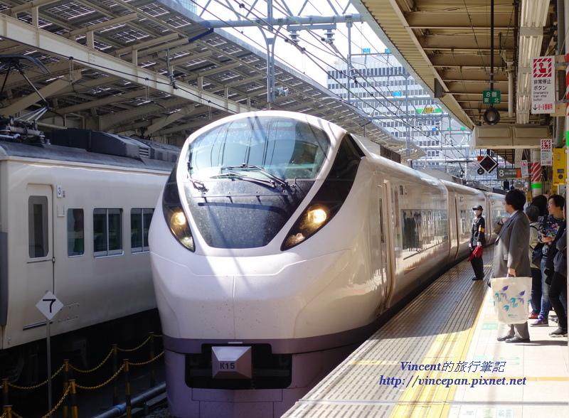 常磐線的特急列車