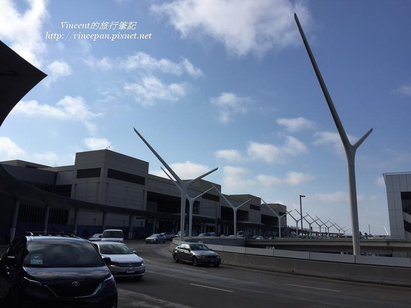 洛杉磯機場