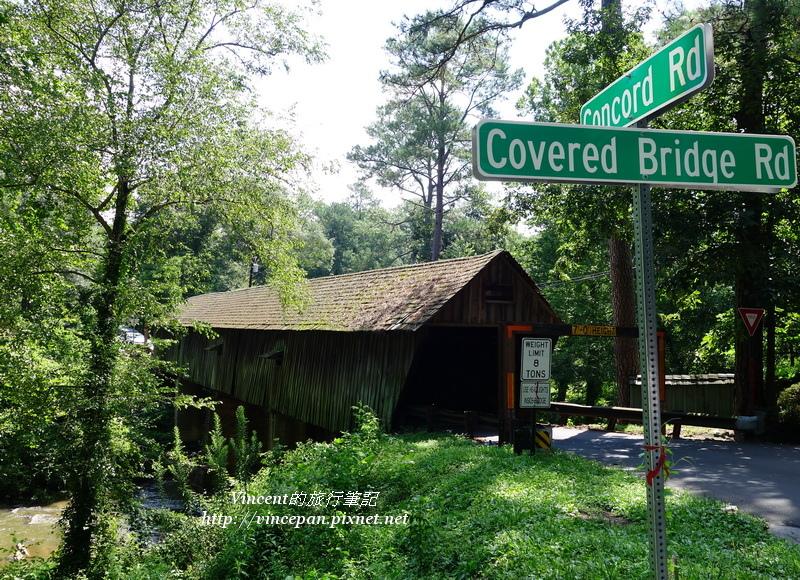 Covered Bridge Road