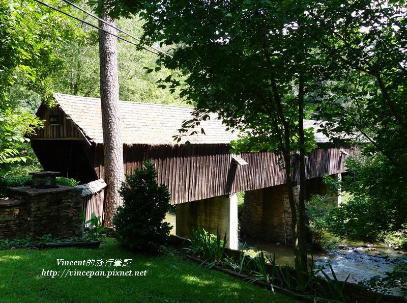 Concord Bridge橋頭住家garden