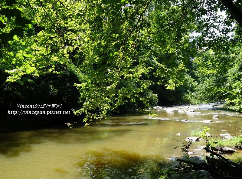 Nickajack Creek