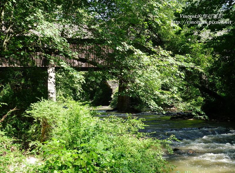 Nickajack Creek bridge