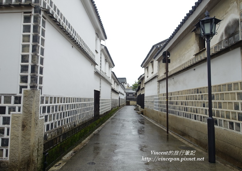 白壁宅邸街道