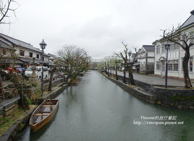倉敷川 船
