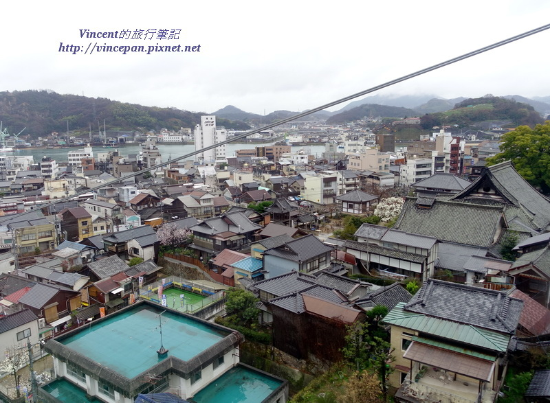 尾道山坡景觀