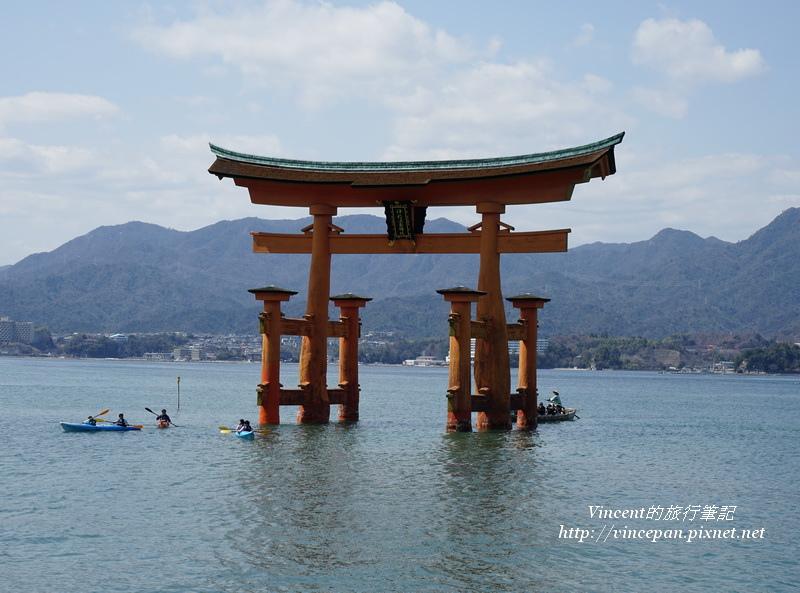 嚴島神社海中鳥居
