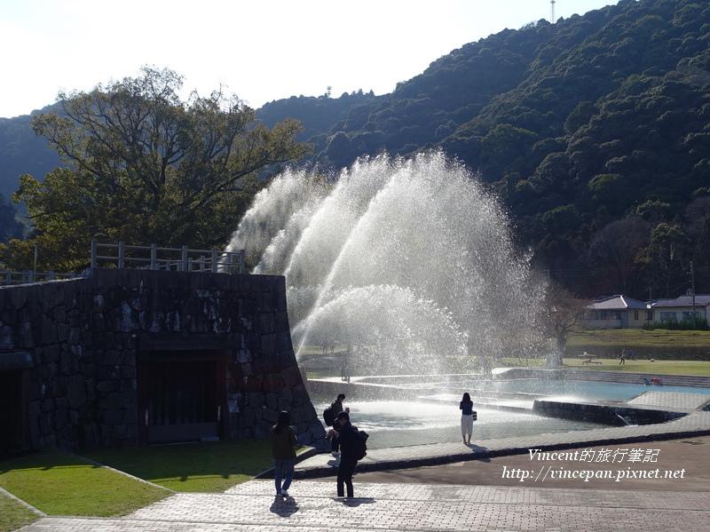 吉香公園的親水設施
