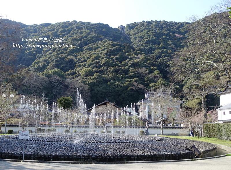 吉香公園噴泉
