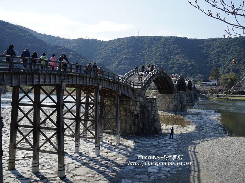 錦帶橋 第一段拱橋