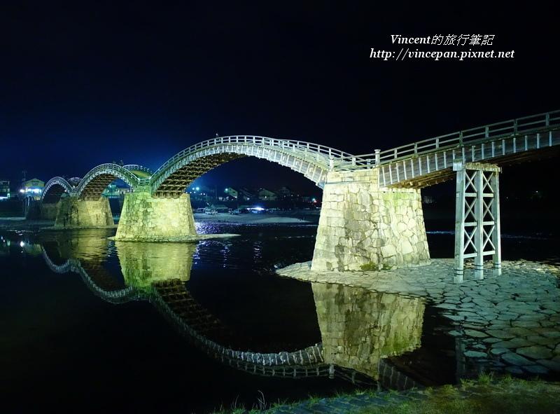 錦帶橋 夜景