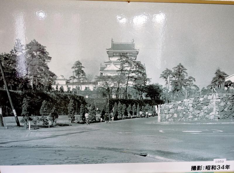 小倉城歷史照片